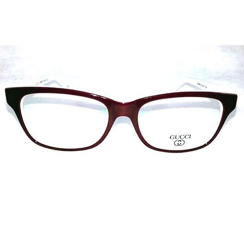 Óculos Gucci Armação P  Grau - Qualidade 0266afc9ba