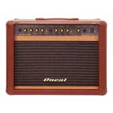 Amplificador O'neal Ocg 300r 60w Marrom