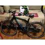 Bicicleta Gt Transeo 4.0 + Acessórios (capacete, Led, Trava)