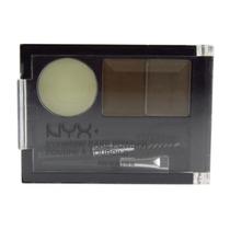 Kit De Sobrancelha Nyx Eyebrow Cake Powder Ecp03