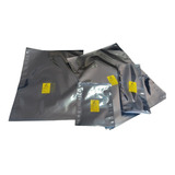 Embalagem Antiestática Metaliza250x150mm 100pcs