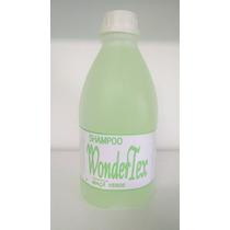 Shampoo Maçã Verde Wonder Tex Lavatório Galão 2 Litros