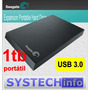 Hd Externo 1tb Usb 3.0 Seagate Expansion Portatil