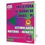 Apostila Concurso Duque De Caxias Rj Estimulador Materno