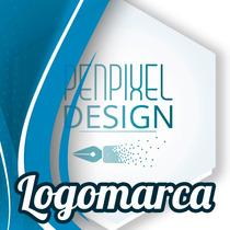 Logomarca Logotipo Logo Premium