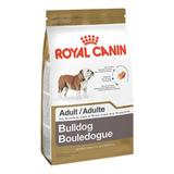 Ração Royal Canin Bulldog Breed Health Nutrition Cachorro Adulto Raça Média 12kg