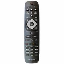 Controle Remoto Philips Tv Lcd Led 32 40 42 47 52 Retire Rj