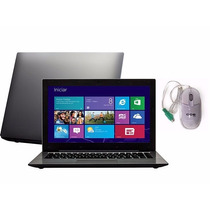 Notebook Cce T745 Intel Core I7 ,4gb,500gb Defeito Mouse