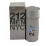 Perfume 212 Men Carolina Herrera 100ml - Original E Lacrado