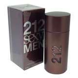 Perfume 212 Sexy Men Edt. 100ml - 100% Original.