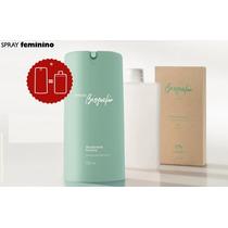 Desodorante Spray Natura Biografia Feminino Ganhe O Refil