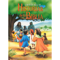 Biblia Ilustrada Para Niños De Panamericana