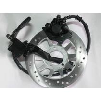 Sistema De Freio Diant Completo Compativel Dafra Speed 150