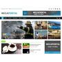Script Portal De Noticias - Mega Portal Wordpress Php