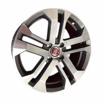 Jogo De Rodas Fiat Toro Aro 14 4x98 Gd Palio Siena Idea Uno
