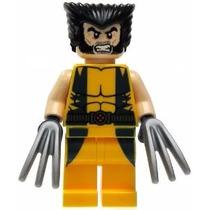 Lego Wolverine Avengers Herois X Men Marvel Vingadores