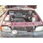 Escort Xr3 Gol Pampa Corcel Ii - Motor Cht 1.6 Bloco Montado