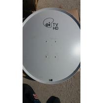 Antena Parabólica Off Set - Banda Ku - Dth 75 Cm