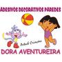 Adesivos Decorativos Paredes Dora Aventureira Grande Brinde