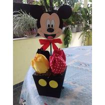 Centro Mesa Mickey E Minnie C\30