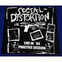 Social Distortion ¿- Live In '83 Practice Session Lp Lacrado Original