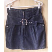 Super Linda Saia Hot Pants Cintura Alta Vybora Girls !!!