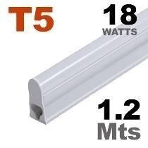 Tubular T5 18w 1,20cm - Com Calha