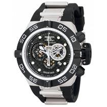Relógio Invicta Subaqua 6564 Acompanha Pulseira Nova Rj