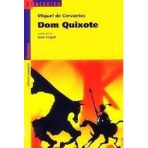 Livro Dom Quixote Adaptação De José Angeli Editora Scipione
