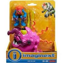 Brinquedo Imaginext Sort Básico Espaço Lesma Cósmica