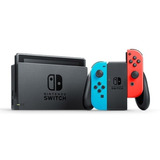 Nintendo Switch 32gb Cinza Ou Colorido Bivolt