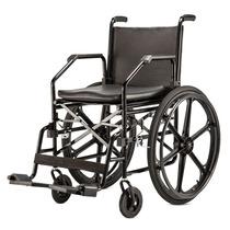 Cadeira De Rodas Dobrável - Modelo 1017 Plus - Pneu Inflavel