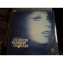 Lp Novela Os Ricos Também Choram Nacional 1982 - Sbt