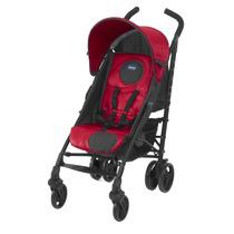 Carrinho Bebe Chicco Liteway Red Vermelho