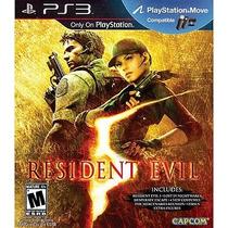 Resident Evil 5 Gold Edition Jogo Ps3 Original Lacrado