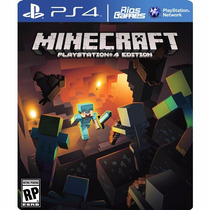 Minecraft - Psn Ps4 Vip Riosgames