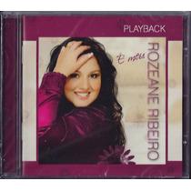 Playback Rozeane Ribeiro - É Meu [original]