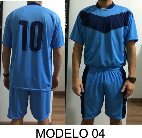 f14c6b0329 Uniforme Futebol 18 Camisas Futebol Dry Sport W3 - R  450 en Melinterest