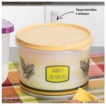 Tupper Caixa De Amido De Milho Colorida - Tupperware