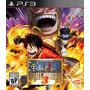 One Piece Pirate Warriors 3 Psn Ps3  Midia Digital