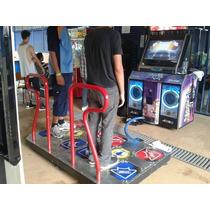 Maquina De Dança Pump It Up Para Locações Brasília