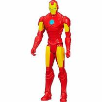 Boneco Avengers Homem De Ferro Titan Hero 30cm - Hasbro