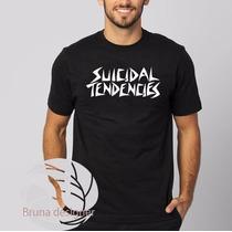 Camiseta Suicidal Tendencies Alta Qualidade!!