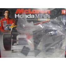 Mclaren Mp4/4- Ayrton Senna Planeta De Agostini Edição 18