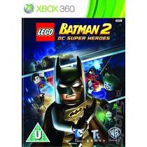 Jogo Xbox 360 - Original - Lego Batman 2 Dc Super Heroes