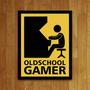 Placas Decorativas Filmes Séries Gamer Games Pets Livros Original