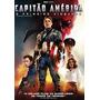 Box Dvd Capitão América (2 Dvds)