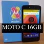 Celular Motorola C -16gb - 4g Lte - Poucas Peças Venha Logo