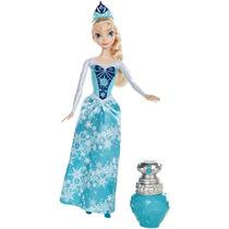 Boneca Princesa Frozen Muda De Cor - Disney Frozen - Mattel
