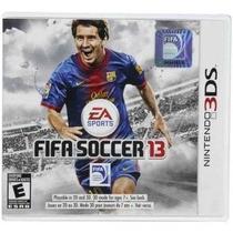 Ea Sports Fifa Soccer 2013 Nintendo 3ds Mídia Física Lacrado